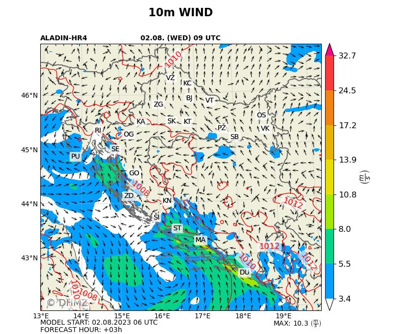 Zum Wetter in Kroatien. Wenn kein Bild angezeigt wird, findet gerade ein Bildwechsel statt oder laden Sie bitte die Seite neu.